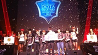 ในการแข่งขัน Cyber Games DotA All Stars Tournament @Play FPS Elite 2013by GIGABYTE
