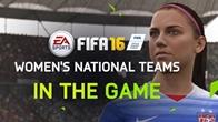 เล่นเป็นนักเตะผู้ชายมานาน ถึงเวลาที่ EA จะส่งบรรดานักเตะสาวทีมชาติมาให้พวกเราได้เล่นกันบ้างแล้ว