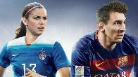 FIFA16 ทำหน้าปกเอาใจคอฟุตบอลหญิง ตอบสนองการใส่ทีมหญิงเข้าไปในเกม ปกดูสวยงามที่สุดเท่าที่เคยมีมา