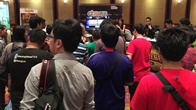 วันสุดท้าย คัดหาอีก 4 คนของการแข่งขัน DotArena ในการแข่งขันที่มีชื่อว่า DA Masters Offline Qualifier ในงาน Thailand Mobile Expo 2015