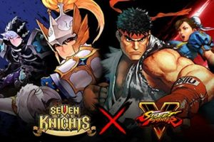 seven-knights-x-street-fighter-v cover