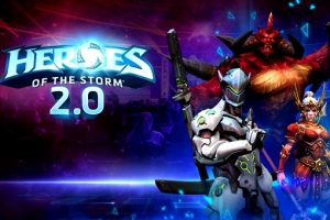 2560-04-26 14_03_19-Heroes of the Storm - หน้าหลัก