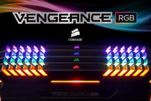 PR Corsair Vengeance cover