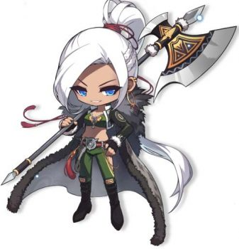 MapleStory_Legends_Aran_V2